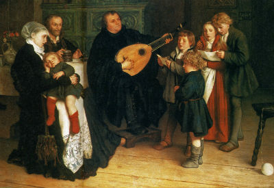 Luther musik 400